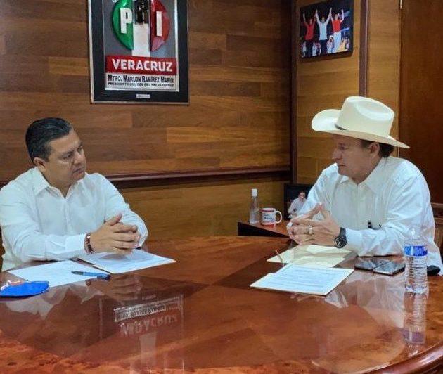 Nada que atente contra Veracruz será respaldado por el PRI
