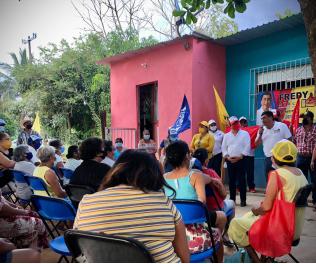 Que Rocío Nahle atienda los problemas en la refinería de Minatitlán, y deje de dedicarse a temas electorales: Marlon Ramírez